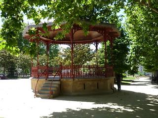 Ourense Palco de Música da Alameda
