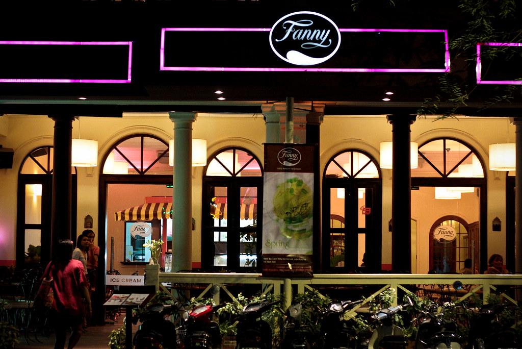 Fanny Ice Cream Shop