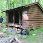 Bailey Gap Shelter