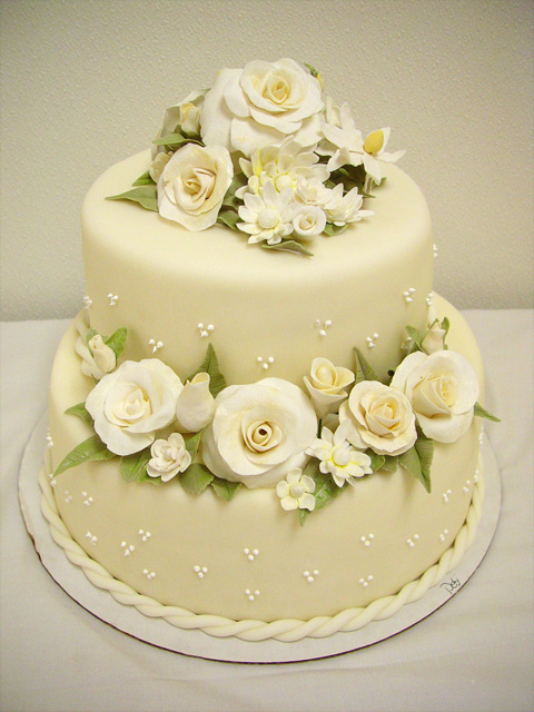 Small Wedding Cake Flickr - Photo Sharing!