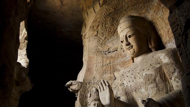 Yungang Buddha