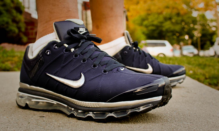Nike Air Max 2009 Leather