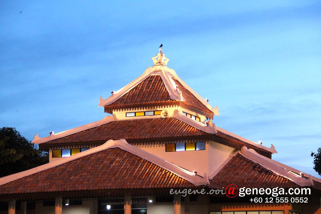 Surau Warisan Dunia, Melaka