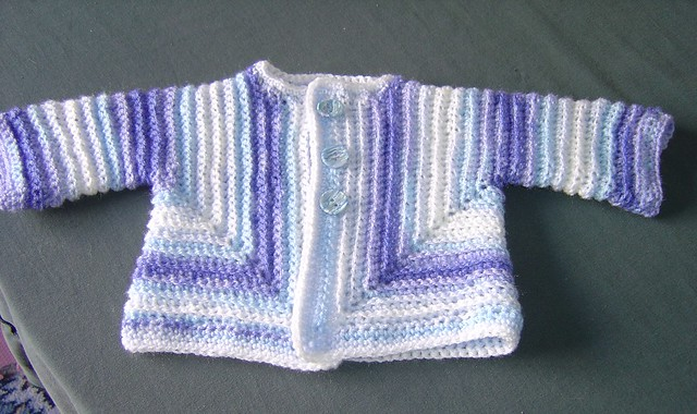 Crochet Surprise Jacket Free Pattern : CROCHET BABY JACKET PATTERNS ? Browse Patterns