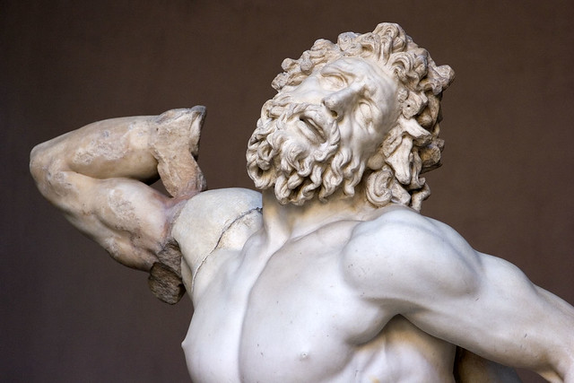 laocoon face - photo #2