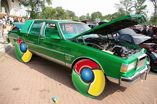 Photo:Google Chrome Ride By:shauser