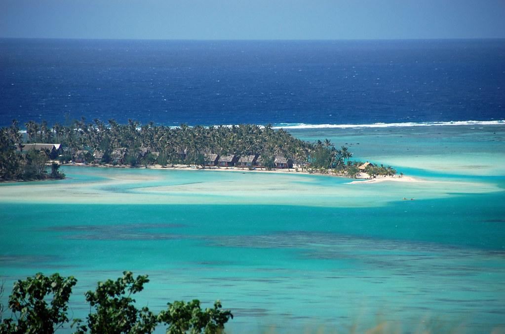 Аитутаки остров кука