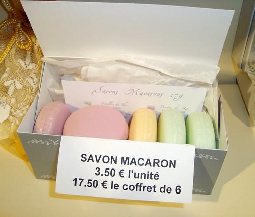肥皂马卡龙