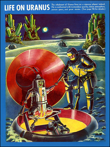 1940 ... Fantastic Adventures by x-ray delta one