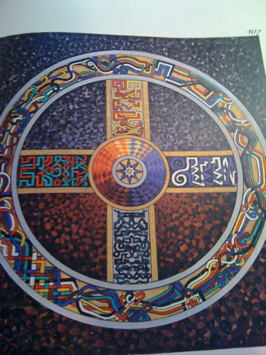 Mandala from Jung's Red Book