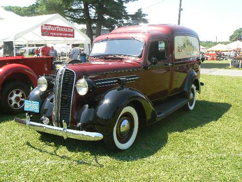 1936 Dodge Humpback Panel