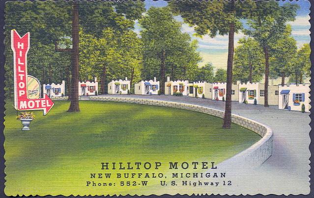 Motel  Hilltop Redding California