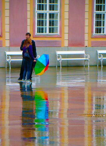 windows umbrella reflections cores pessoas colours bancos reflexos janelas peaple
