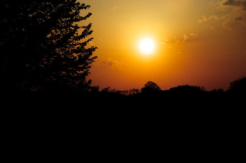 county chris sunset orange silhouette photography nikon kaskel maryland carroll drenched d5000