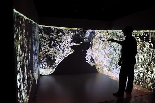CAVE model Malad Gorge