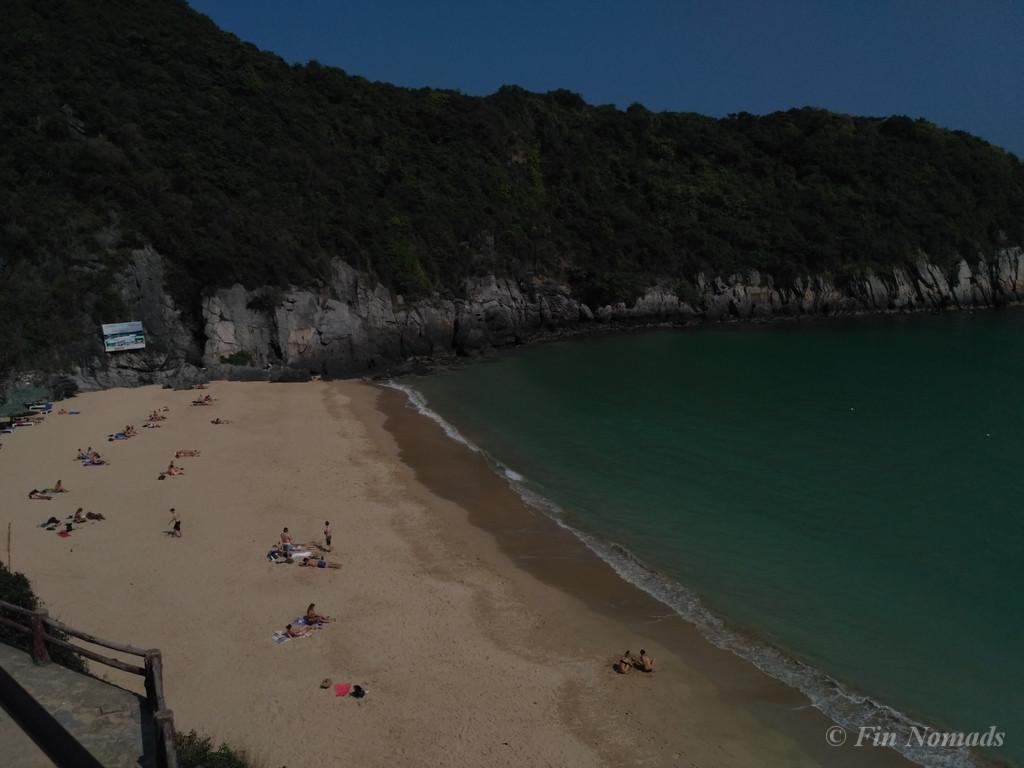 Catba beach