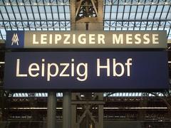 Leipzig HBF