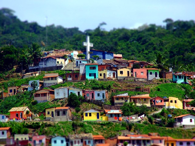 Favela / tiltshift