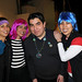 With two Ramonas and Maggie from Love and Rockets by El Rio