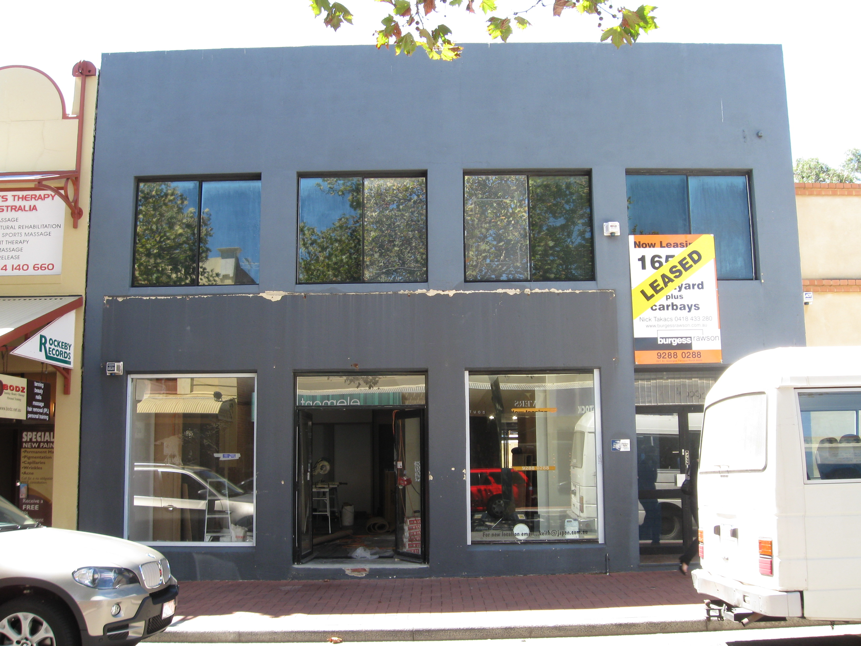20 rokeby road subiaco before for 191 st georges terrace