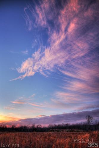 sunset dusk hdr hdri project365