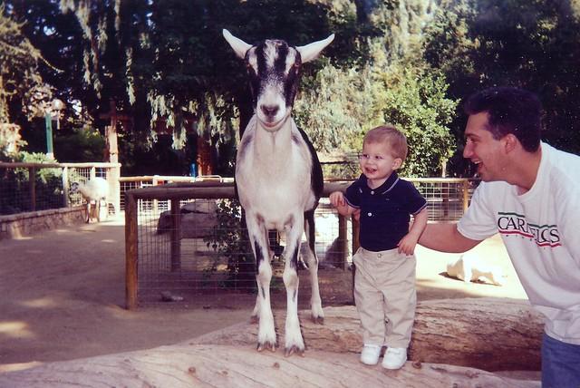 Fresno Zoo, 1998