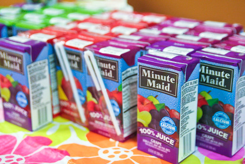 Juice Boxes January 17, 201011