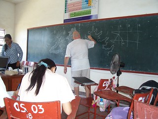 Palawan State University Art Lecture on Pen & Ink Techniques