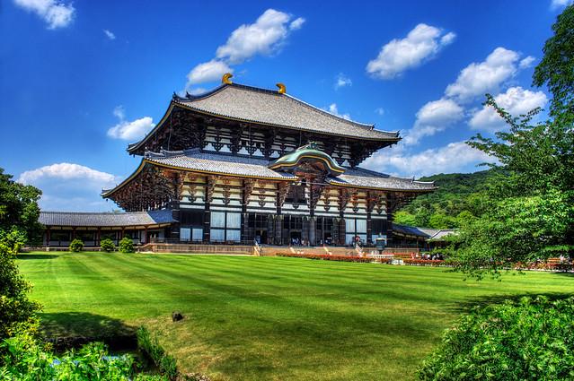 Nara at a glance