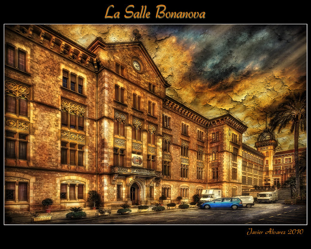 La salle bonanova flickr photo sharing for Piscina la salle bonanova