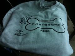 adopt shirt