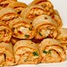 chicken enchilada roll ups