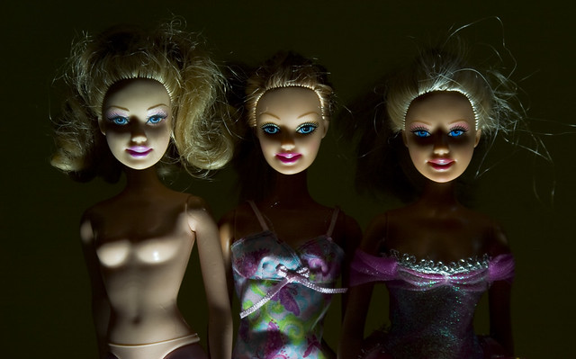 Scary Barbie   Flickr - Photo Sharing!