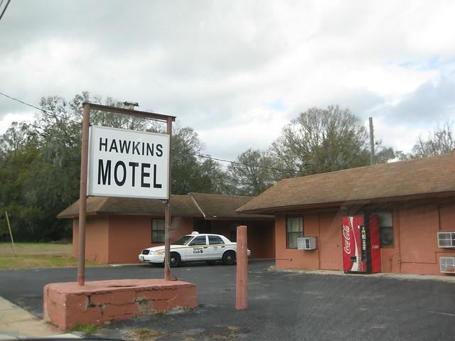Hawkins Motel Baldwin Florida