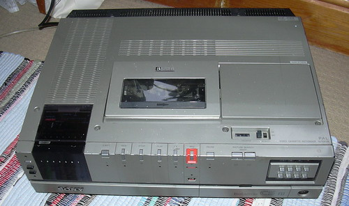 Sony C5 Betamax Video Recorder