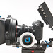 Redrock DSLR Rig with Monitor mounting by redrockmicro