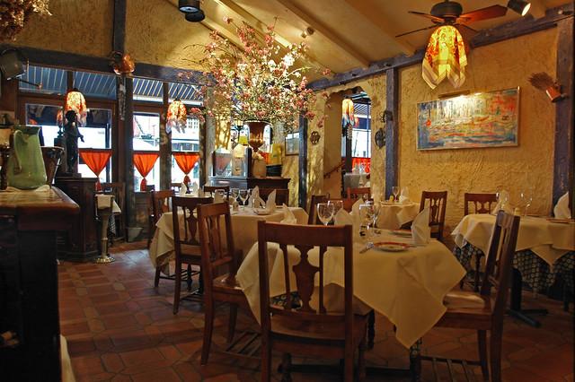 Restaurant La Mangeoire Rue Ganneron  Ef Bf Bd Apris