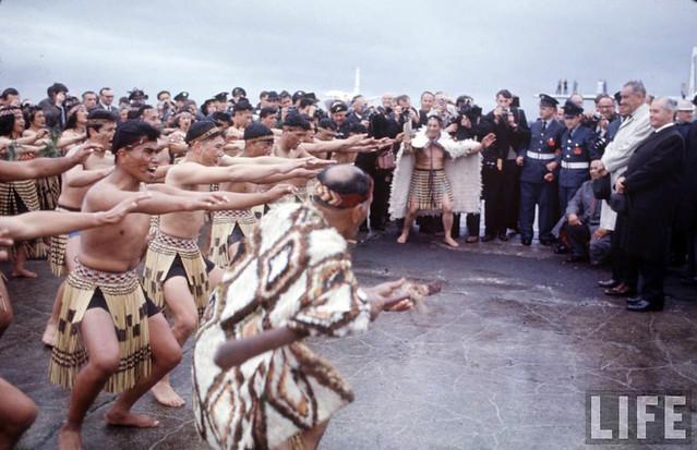 LBJ in New Zealand 1966 (6)
