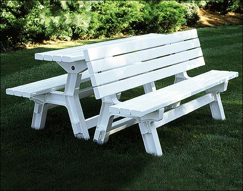 Convertible Picnic Table Bench Flickr Photo Sharing