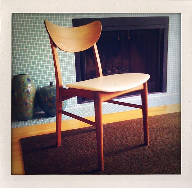 Danish Modern Dining Chair: Danish Modern Dining Chair