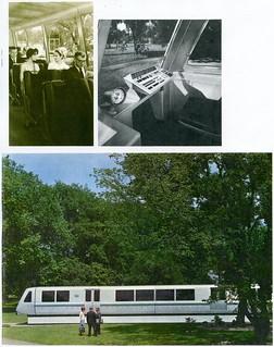 BART train car designs (1965)