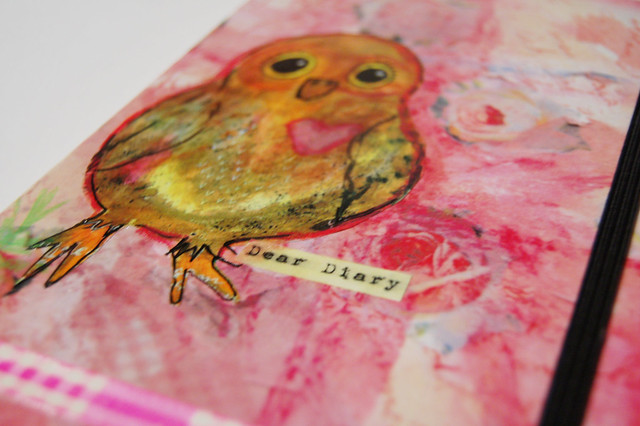 iHanna's Pimped Owl Notebook