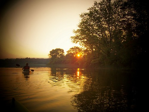 kayaking shawneestatepark pennsylvaniastateparks