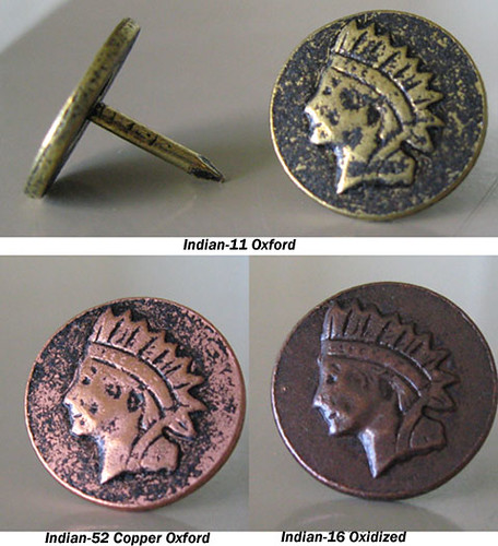 Indian Head Penny Decorative Nail Head This Is A