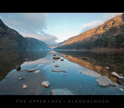 The Upper Lake - Glendalough