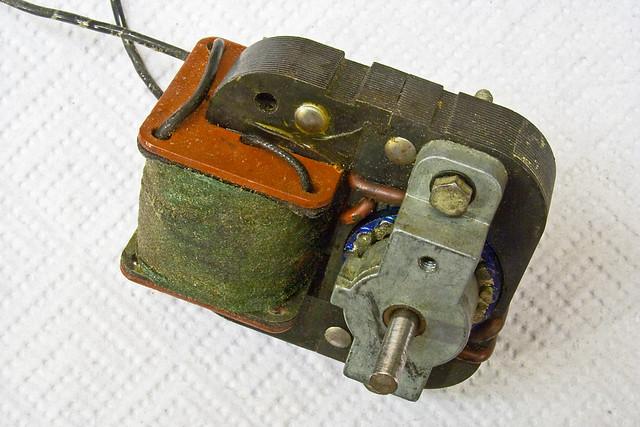 Small Induction Motor 250v Flickr Photo Sharing