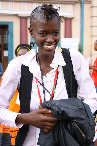 World Summit speaker, Joy Mboya (Kenya)