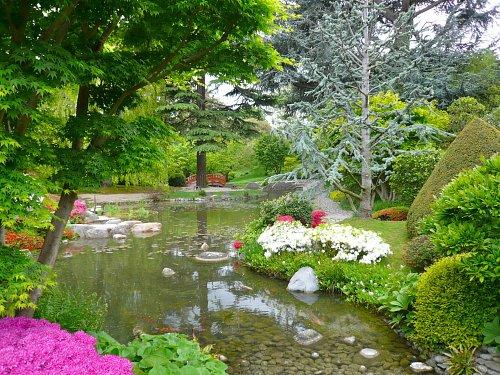 Blog hprg - Les jardins albert kahn ...