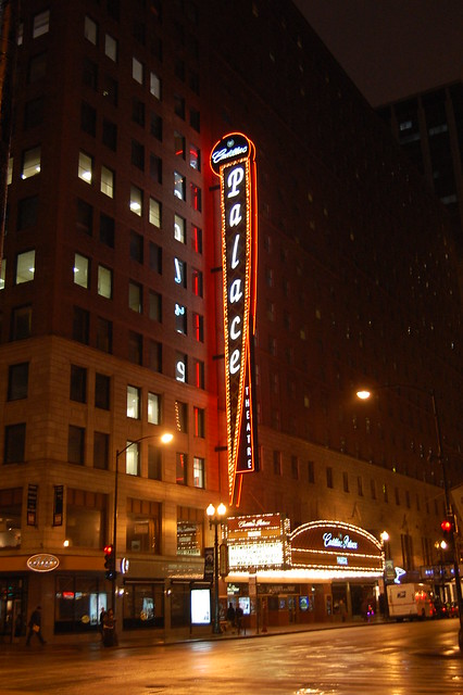 cadillac palace theater flickr photo sharing. Cars Review. Best American Auto & Cars Review
