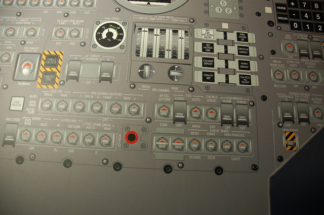 apollo capsule control panel - photo #15